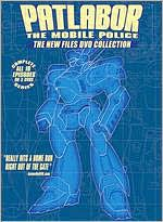 Patlabor: Mobile Police - the New File Dvd Collection