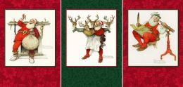 Norman Rockwell Assortment Christmas Boxed Card
