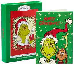 Grinch Assortment Christmas Boxed Cards