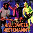 CD Cover Image. Title: Halloween Hootenanny, Artist: