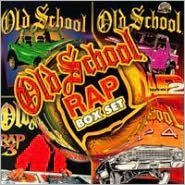 Old School Rap, Vols. 1-4 [Box Set]