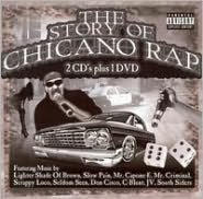 The Story of Chicano Rap [2 CD & DVD]