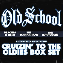 Old School Cruizin' to the Oldies Box Set