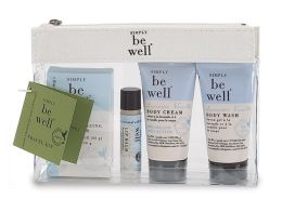 Lavender Vanilla Travel Kit 5 pc