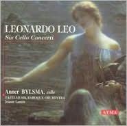 Leonardo Leo: Six Cello Concerti