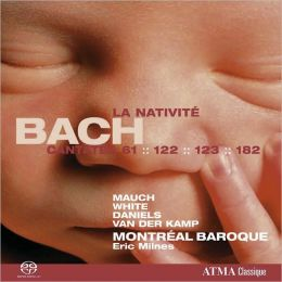 Bach: Cantatas Nos. 61, 122, 123 & 182