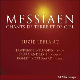 Messiaen: Chants de Terre et de Ciel