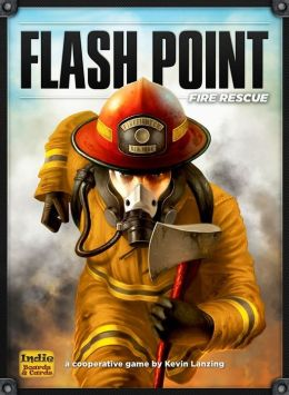 Flash Point Fire Rescue Board Game, 2nd Edition