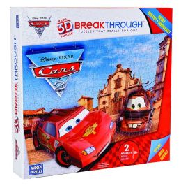 Breakthrough Puzzle Level 2 Cars 2