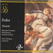 Ildebrando Pizzetti: Fedra