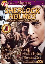 Sherlock Holmes: the Sign of Four/the Triumph of Sherlock Holmes/Murder at the Baskervilles
