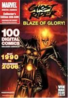 GRAPHIC IMAGING TECHNOLOGY INC. 6698MARVEL COMICS: GHOST RIDER BLAZE OF GLRY