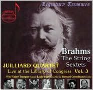 Brahms: The String Sextets, Vol. 3