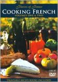 Video/DVD. Title: Cooking French, Vols. 1 & 2