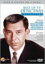 Best of Tv Detectives Collection 1 (2pc) / (B&W)