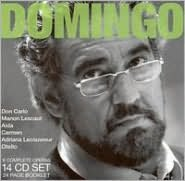 Legendary Performances of Domingo [Box Set]