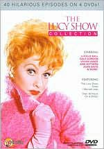 Lucy Show Collection (4pc) / (Ntsc)