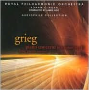 Grieg: Piano Concerto; Lyric Pieces