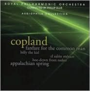 Copland: Fanfare for the Common Man; Billy the Kid and Others