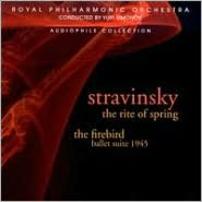 Stravinsky: The Rite of Spring, The Firebird