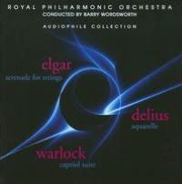 Elgar: Serenade for Strings; Delius: Aquarelle; Warlock: Capriol Suite