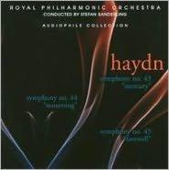 Haydn: Symphony No. 43
