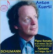 Schumann: Piano Sonata in G minor, Op. 22; Fantasie in C major, Op. 17