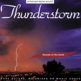 Sounds of the Earth: Thunderstorm