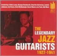 1927-1941: Legendary Jazz Guitarists