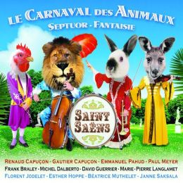 Saint-Saëns: Carnival of the Animals, Septet, Fantasy, etc.