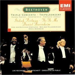 Beethoven: Triple Concerto, Choral Fantasy