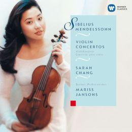 Mendelssohn, Sibelius: Violin Concertos