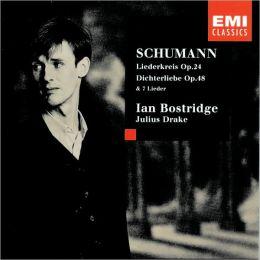 Schumann: Liederkreis, Dichterliebe, etc.