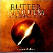 John Rutter: Requiem; Veni Sancte Spiritus; What sweeter music; Hymn to the Creator of Light; Cantate Domino; Cantus;