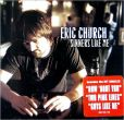 CD Cover Image. Title: Sinners Like Me, Artist: Eric Church