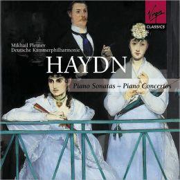 Haydn: Piano Concertos, Piano Sonatas