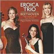 Beethoven: Triple Concerto, Piano Trio Op. 11