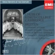 Britten: A Ceremony of Carols; Hymn to St. Cecilia; etc.