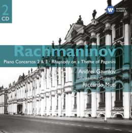 Rachmaninoff: Piano Concerto Nos. 2 & 3; Rhapsody on a Theme of Paganini