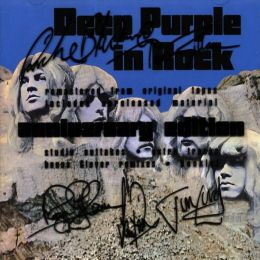 Deep Purple in Rock [Bonus Tracks]