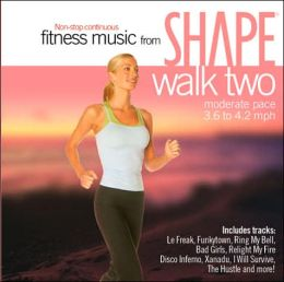 Shape Fitness Music: Walk, Vol. 2: 70s Hits