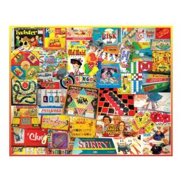 Games We Played Puzzle