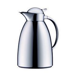 Alfi 71.0000.0039 1L 8 Cup Albergo Tea-Coffee- Chrome Plated Chrome
