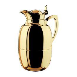Alfi 7100000075 1L 8 Cup Juwel - Gold Plated Brass