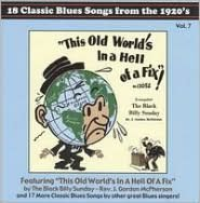 Classic Blues Artwork from the 1920's: 2010 Calendar
