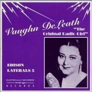 Original Radio Girl (Edison Laterals 5)