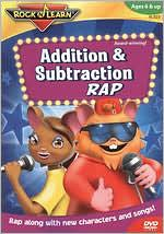 Rock 'N Learn: Addition & Subtraction Rap