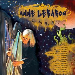 Anne LeBaron: 1,2,4,3
