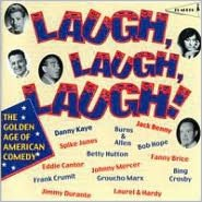 Laugh Laugh Laugh: Anthology of American Comedy