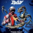 CD Cover Image. Title: Space Police: Defenders of the Crown, Artist: Edguy